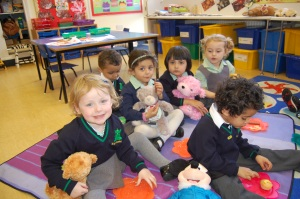 We had a Teddy Bears' Picnic