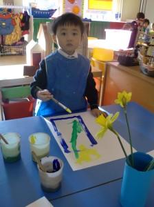 Harel's daffodils
