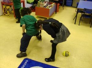 Beebot fun!