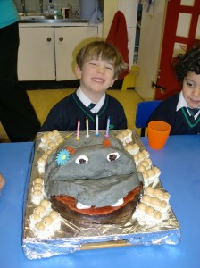 Oscar's Birthday